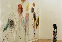 Art gallery / Art art and art ! Think art love art n be art