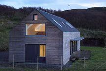 cottages/barns