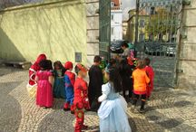 Real Carnaval Camarate | Fevereiro 2015 / As nossas alunas e os nossos alunos visitaram o Lar de Camarate para atividades de Carnaval.