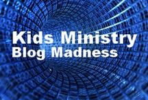 children's ministry / by Kate Hydorn