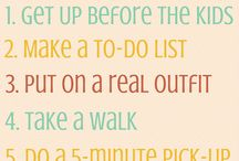 Mums' advise