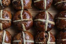 breads, buns