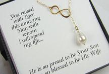 Wedding favour/gift ideas