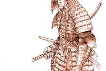 Samurai / by Robert Pope