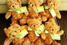Aching Arms Bears / By giving the gift of a teddy bear our hope is that a bereaved mother will know she is not alone or forgotten and she may find comfort in holding the soft bear in times of distress.  Every bear that we give is donated in memory of another baby's life lost too soon.