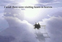 My dad in heaven