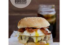 Burgers - Sliders