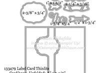 card thinlits