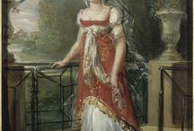 1790-1820 - Fashion in Art / by Leimomi Oakes