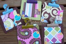 scrapbooking / by Lydia Froese