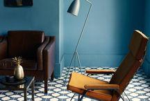 Interior - walls, colour