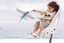 Mima France / Marque espagnole Design, élégante et pratique spécialisée dans la poussette (XARI, KOBI, ...) et la chaise évolutive MOON