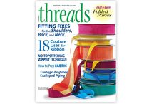 May 2016 Issue #184 / Now on newsstands. / by Threads Magazine