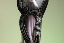 Sculptural body object