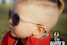Hairstyles for lil boy