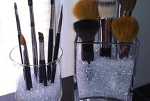 Makeup | dressing room | organization