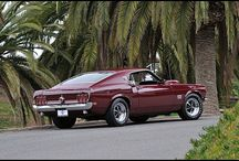 The best of American Muscle / by Marie Baker
