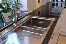 Kjøkken designet av våre designere hos Sigdal Ålesund