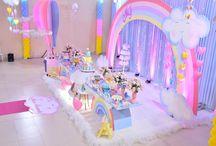 sonhos de festas