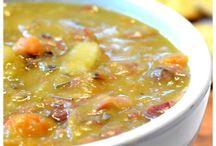 Veggies,soups, foods to try