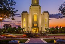 I love to see the temple / by Katie Gardner