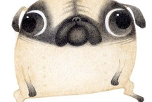 Pugs / by Nicole Whiteside