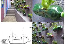 Riciclo Creativo PET, Creative Recycle PET / Riciclo creativo, DIY, Plastica, Fai Da Te, Eco Design