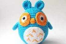 Crochet / by Jamie Jones Leeson