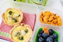 Easy Lunchbox Lunches