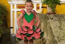 Flamenca infantil