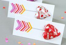 V A L E N T I N E S / Valentines diy ideas
