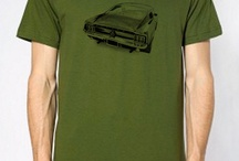 Vintage-Style T-Shirts