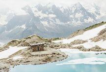 Mont Blanc mit Kindern