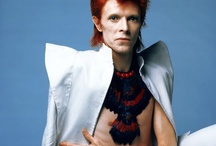 Bowie shoot