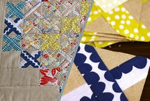 Patchwork - Blocks / by Anita @ Bloomin Workshop