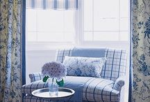 Blue & White lovelies / by Kimberly Fiser