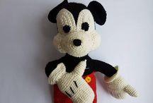 handmade toys knit crochet