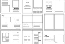 cookery book layouts