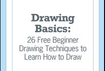 Learn to Draw / learn to draw, sketch, illustrate, drawing