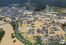 豪雨災害<広島県三原市>mihara,hiroshima