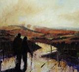 Ruth Gray Landscape / Paintings by Ruth Gray Derbyshire Artist