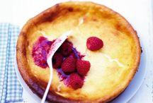 Recipes - Coulis / Best recipes using fruits coulis // Les meilleures recettes à base de coulis de fruits.