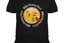 Funny Birthday T-Shirts