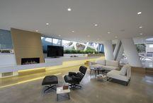 Architecture interior extreme