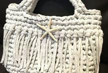 かぎ編みバック