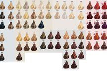 Colour hair Collection#Wella