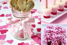 Valentine Treat Ideas / Sweets and Treats