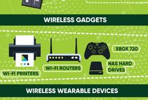 Top trends in wireless technology / Day by day world getting modern and technologies were developing faster.Here are the top trends in wireless technology.