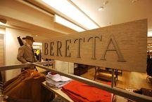 Beretta, Harrods.