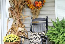 Fall Decor / by Cari Winters